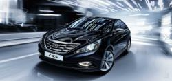 New Car Hyundai i45 - Car of the year