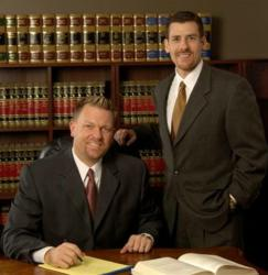 Attorneys Andrew Hartman and James Imbriale
