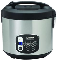 Aroma rice cookers are an ideal solution for easy, heart-healthy meals.