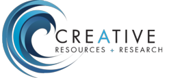 Veronica Robbins' company Creative Resources and Research