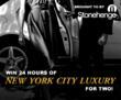 WIN 24 HOURS OF NYC LUXURY SWEEPSTAKES
