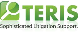 TERIS, litigation support, ediscovery