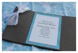 DIY Handmade Wedding Invitations