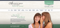 cosmetic dentistry dentist Paramus Morrisontown Morris County New Jersey NJ