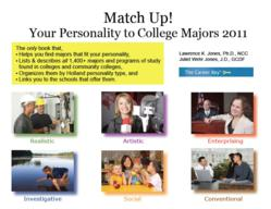 New Career Key e-book on choosing a college major