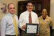 SSAI Receives Department of Defense Honor