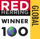 Top 100 Innovative Products Ranking by Red Herring awarded to Ignify