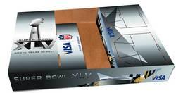 VISA Super Bowl Sponsored BRANDedTRAY