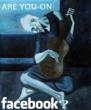 """Pablo Picasso's Facebook® fan page is the most """"liked"""" artist page according to overstockArt.com statistics. Pictured here is Picasso's masterpiece """"The Old Guitarist."""""""