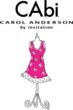 CAbi Logo Dress Pink