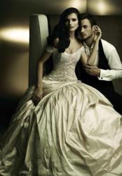 Ines Di Santo's Carlotta Bridal Gown