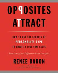 Cover: Opposites Attract by Renee Baron