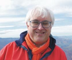 Ian Jones on a recent Grand Canyon visit