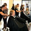 Blo, 24-Hour Cut-A-Thon, Raleigh salon