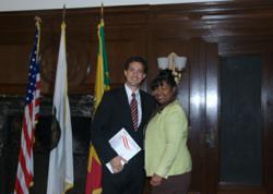 Mayor's Office Meeting