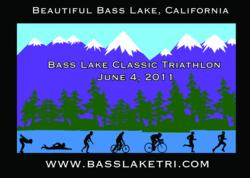 Bass Lake Triathlon at www.basslaketri.com