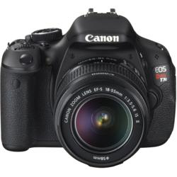 Canon EOS T3i Rebel Camera
