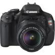 Canon EOS T3i Rebel Camera