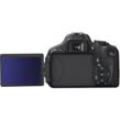 Canon T3i Camera with LCD Open