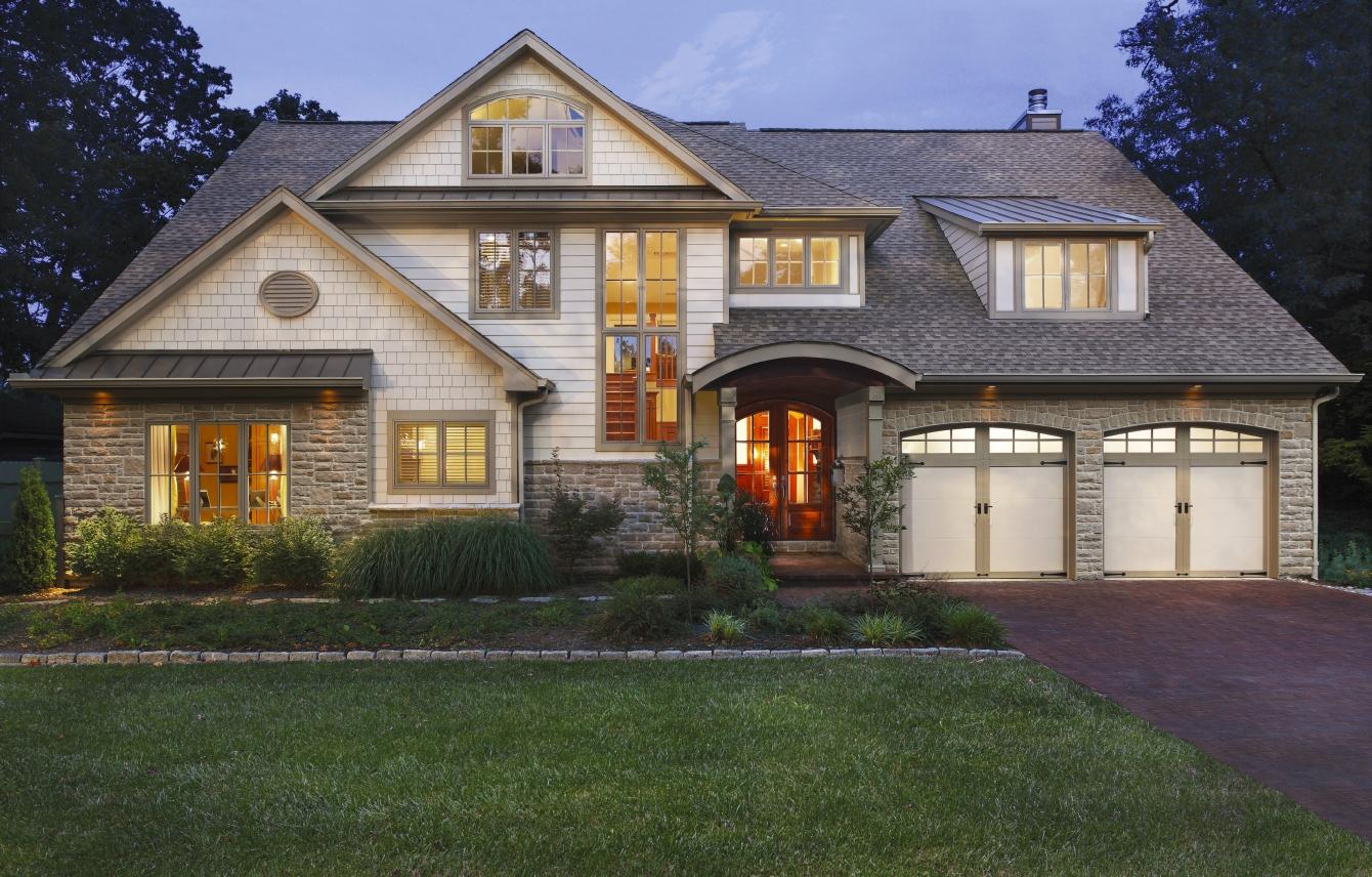 survey says entry door and garage door replacement. Black Bedroom Furniture Sets. Home Design Ideas