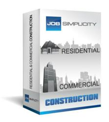 Job Simplicity Construction Management Software for Small Commercial and Residential Home Builders