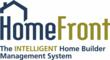 HomeFront Software - Construction Management Software for Residential and Commercial Home Builders