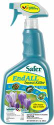 Safer Brand EndALL - The Ultimate Solution to Organic Garden Pests