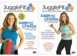 JuggleFit DVDs