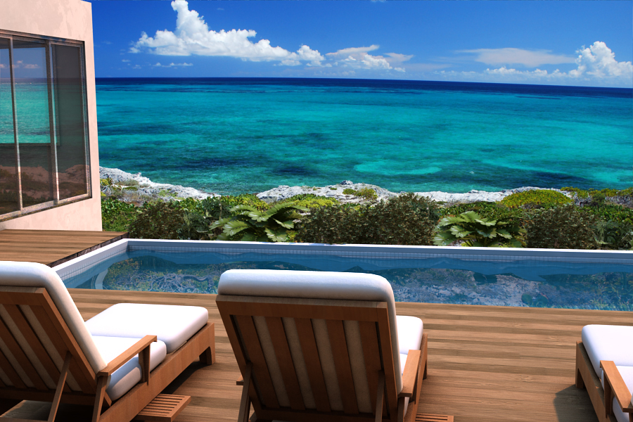 Caribbean Vacation Homes At Sailrock In Turks And Caicos