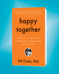 Happy Together is full of practical relationship tips, techniques and advice to create a positive vision for your relationship and a road map for happiness