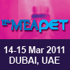 12th MEAPET (Middle East/Africa PET) Conference, 14-15 March 2011, Dubai, UAE