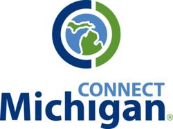 Connect Michigan logo