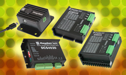Stepper Motor Drivers Now Available Online From Haydon
