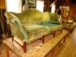 Camelback sofa before reupholstery by Calico Corners - Calico Home.