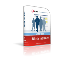 Bitrix Intranet allows to improve internal collaboration and business communications