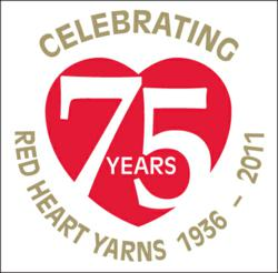 Red Heart's 75th Anniversary
