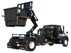 Wastequip Loaded Container Handler