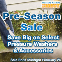 power washer sale, pressure washer sale