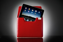 Sunset at Sausalito Premium Leather iPad Case by XBLUEX