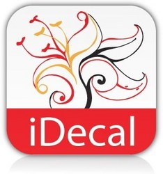 Wall Decals - Free iDecal App