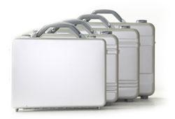 MEZZI Aluminum Laptop Cases