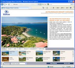Hilton Papagayo Costa Rica Resort & Spa - VBrochure