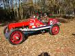 Dennis Barfield and his 1916 Studebaker will be a part of the 2011 World Race