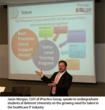 iPractice Group COO Speaks to Belmont Undergraduates About Healthcare IT Boom
