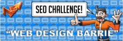 Web Design Barrie SEO Challenge