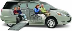 Lowered Floors Minivans with Wheelchair Access, Wheelchair Van, Mobility Van - Advantage Mobility Outfitters Michigan