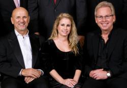 John Bisnar, Sarah Serpa and Brian Chase