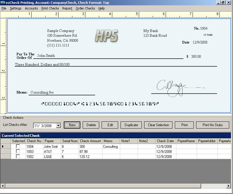 Business Owners Can Now Print Demand Draft Checks Using ...