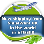 SinusWars New UK warehouse brings SinusWars to the world