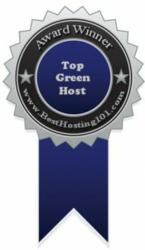 top green host
